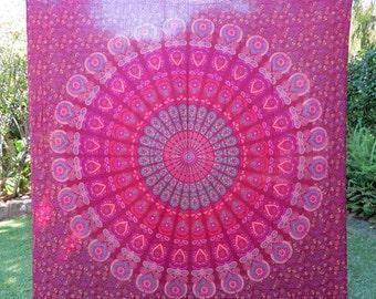 Mandala Tapestry/Throw N2