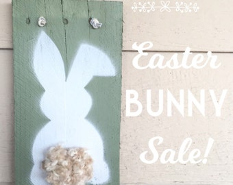 Easter Bunny Signs For Charity (includes shipping)
