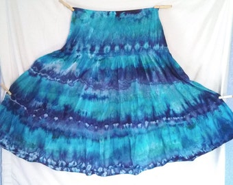 Tie Dye Skirt (M)