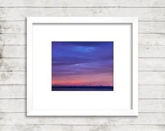 Ombre Sunrise Photograph