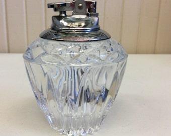 Glass Butane Cigarette Lighter
