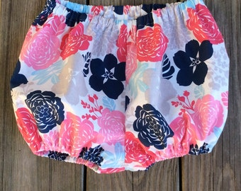 Patterned toddler diaper cover, Colorful toddler panties