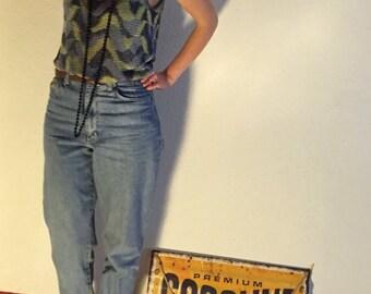 Vintage jeans original ' 80s high waist sz. 42