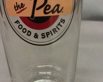 Black-Eyed Pea  The Pea Food & Spirits Pint Glass
