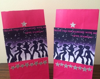 Disco Party Gift bags- we can personalize any theme!