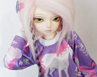 BJD Fairy Kei Clothes - Msd Bjd Shirt - Pastel Msd Sweater - Cute Bjd Clothing - Slim Msd - Bjd Doll Clothes - Minifee Clothes - Bjd 1/4