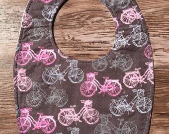 Pink Bicycle Bib