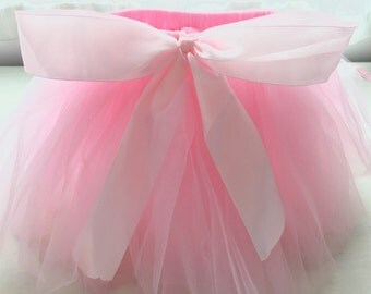 Baby photo prop, baby tutu, baby pink tutu headband set, infant photo prop, newborn photo prop, newborn tutu, pink headband set, tutu dress