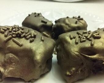 Brown Sugar, Maple, and Walnut Lokum Turkish Delights - 20 oz.