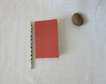 Directory - small size - red paper brick