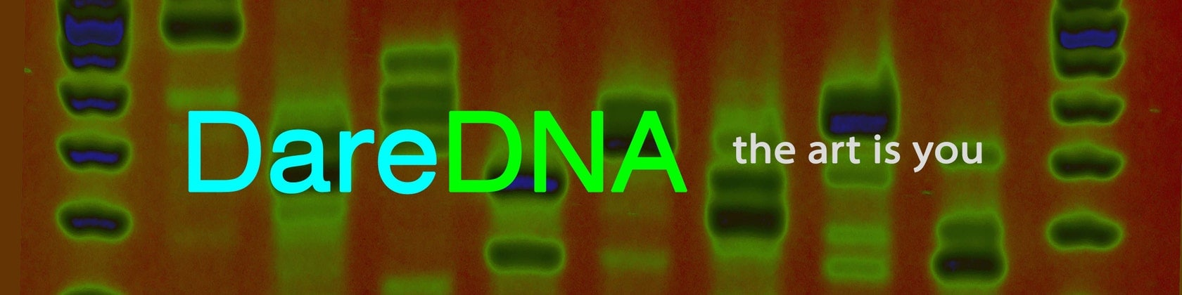 Custom dna art for people dogs cats by daredna on etsy for Personalized dna art