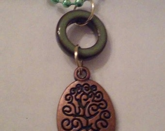 Spring Tree of Life Pendant