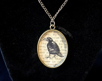 The Raven Necklace