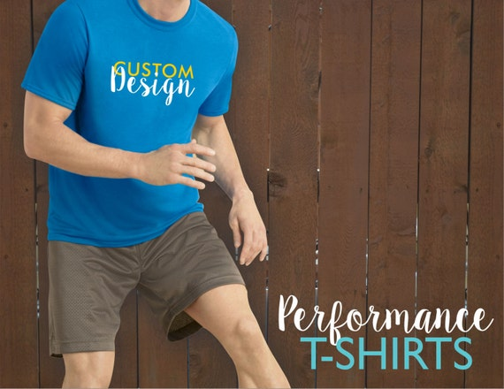 Custom performance t shirts custom t shirt printing one Custom performance t shirts