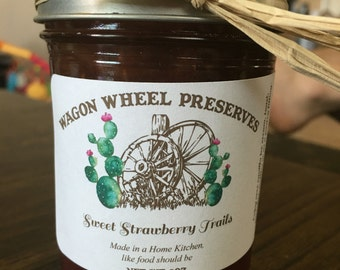 Sweet Strawberry Trails