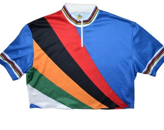 CROP TOP CYCLIST
