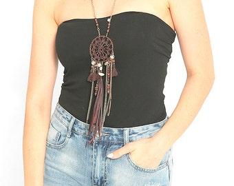 Necklace Dreamcatcher