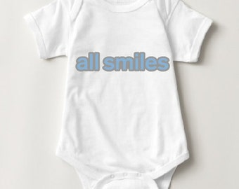 all smiles Bodysuit Onesie