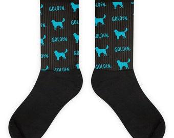 Golden Retriever Socks