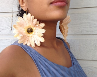 Bloomin Mamas flower Earrings