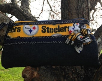 Pittsburg Steelers DTBD clutch