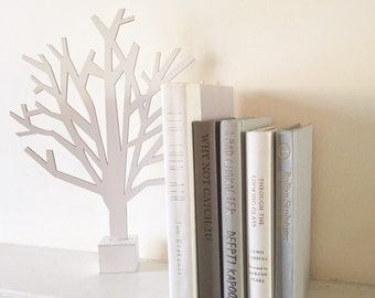 Home décor books by colour / Instant library - White