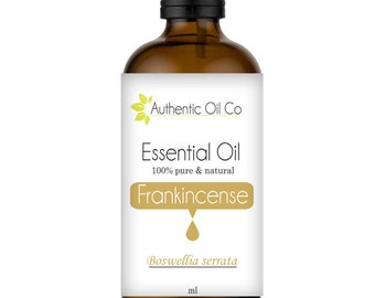 Frankincense Essential Oil 100% Pure 10ml 50ml 100ml