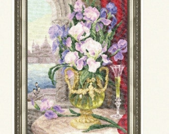 Cross Stitch Kit by Golden Fleece - Sonata Of Petersburg