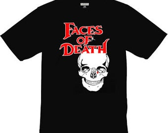 Faces of Death Horror 1978 SHIRT