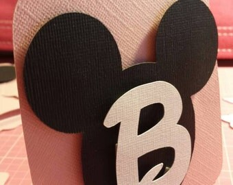 Baby Minnie Mouse Baby Shower Banner.