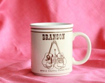 Branson, Missouri Country Music Mug