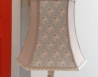 Elegant Lampshade in Tilda Fabric no.2