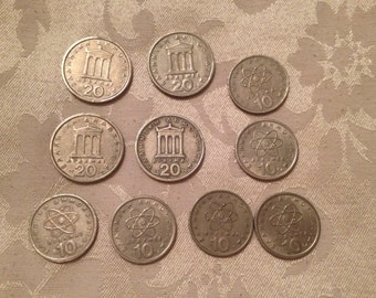 Greek Coin Collection