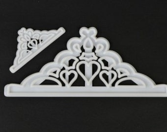 FMM Tiara Cutter: Set of 2