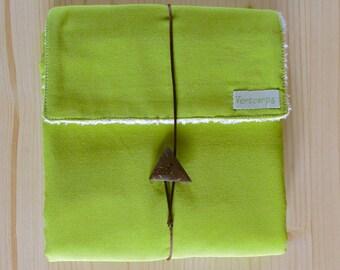 changing mats, 100% organic cotton, Vertcorps