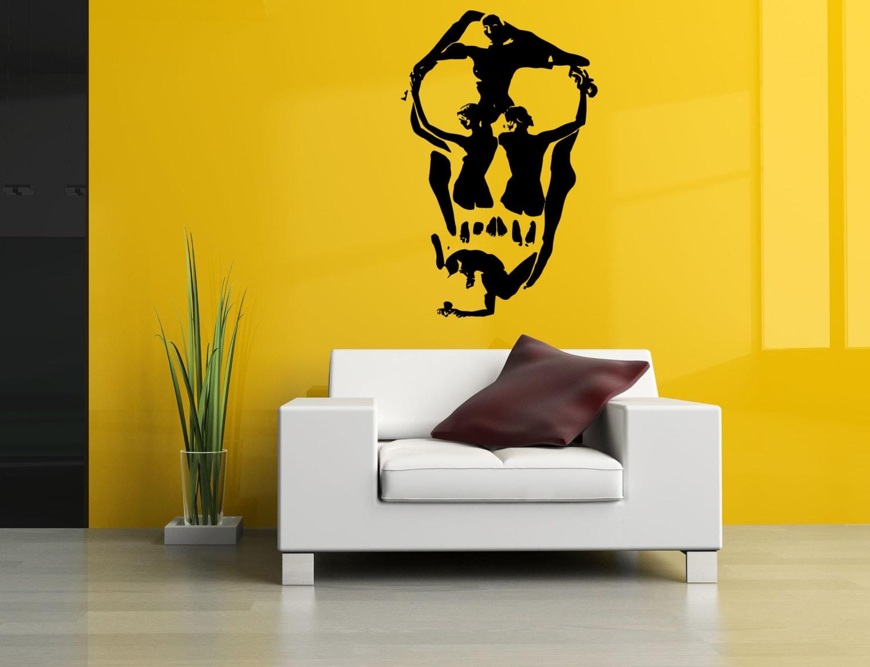 Removable Vinyl Sticker Mural Decal Wall Decor Poster Salvador Dali ...