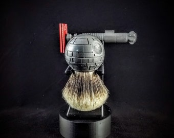 Deathstar Inspired Full Shave Set