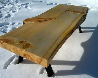 SOLD OUT! 16-20 the collection in pine coffee table.