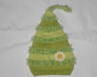 Baby Hat KU 40-48 cm - wool hat - dwarf hat - tip Cap - Beanie - Hat - handmade
