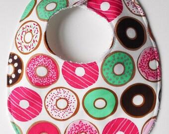 """Bib """"mmm Donuts"""""""