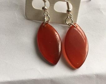 Beautiful handmade gemstone earrings