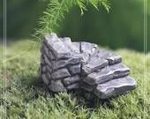 1 Steps Fairy Garden Accessories, Dollhouse Miniature Figurines DIY Plants Moss Succulent Terrarium Suppliers
