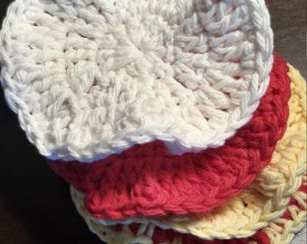 Baby Soft Cotton Wash Cloths
