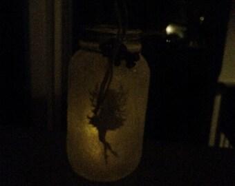 Fairy Latern Jar