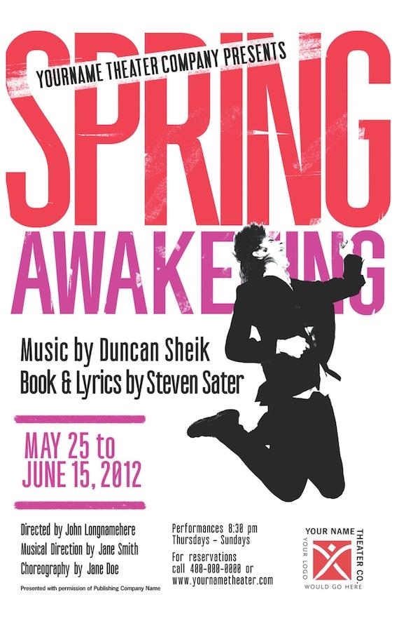 Spring Awakening Start Publishing