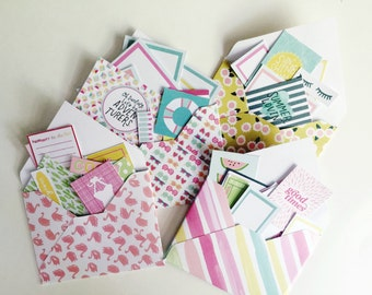 Dear Lizzy Envelope Set: Happy Place