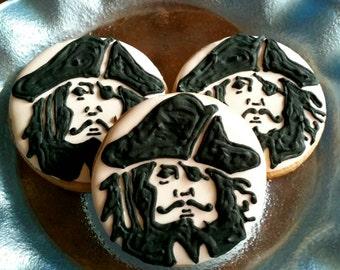 Pirates cookies (12 cookies)