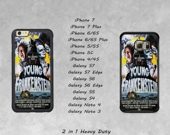 YOUNG FRANKENSTEIN iPhone Galaxy Cellphone Case