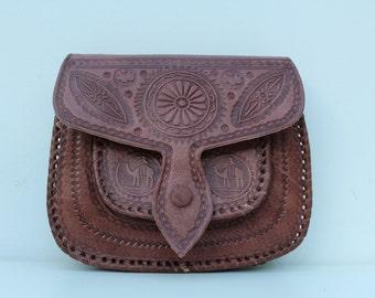 Leather Sand bag