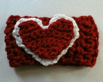 Crochet toddler headband